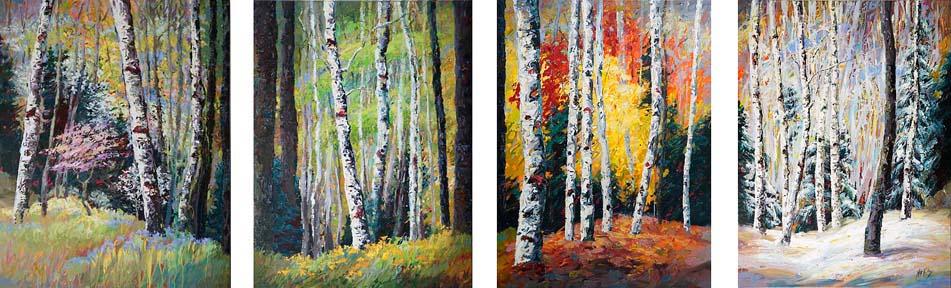 Evolving Seasons