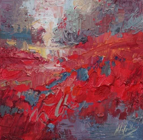 Bursts of Color V