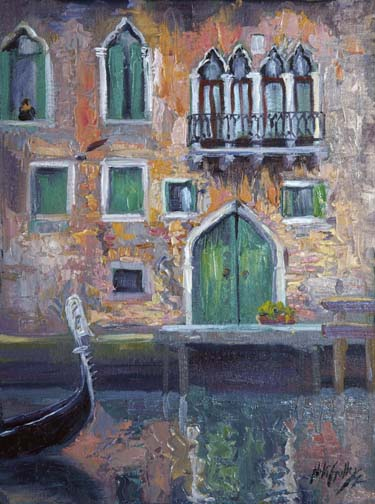 Venetian Textures II