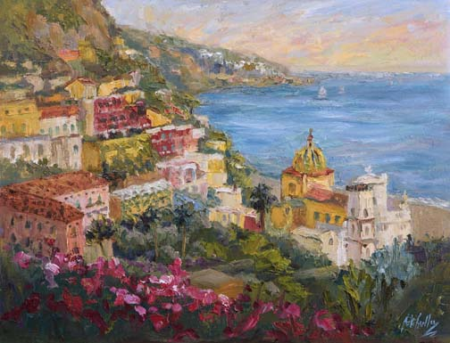 Positano Overlook