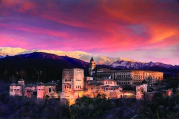 Alhambra – Granada, Spain ©2015 Photo by Scott Williams