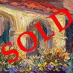 contemporary impressionist, daily painting, dallas texas artist, Niki Gulley paintings,