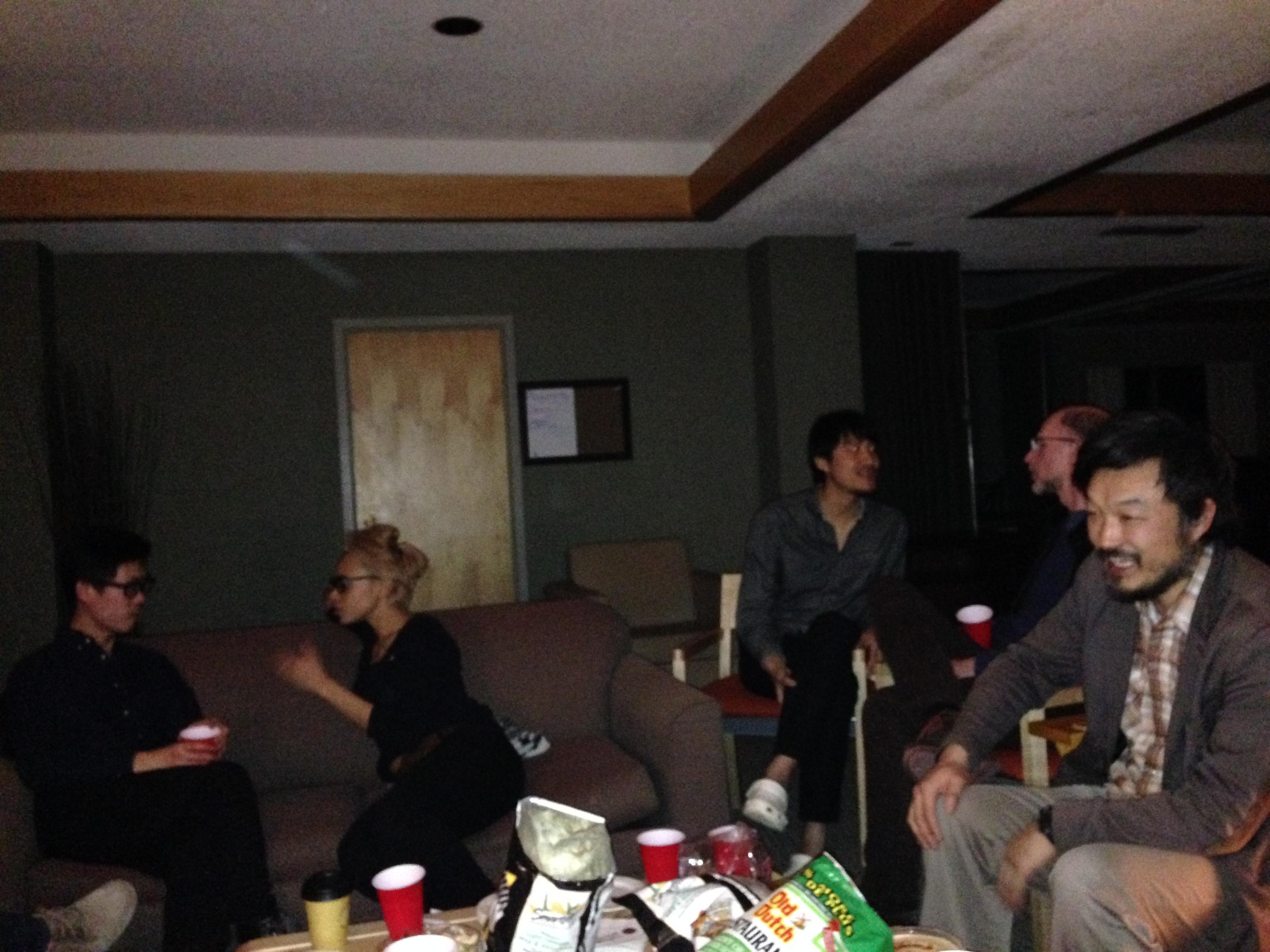 Banff party 1
