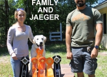 Black Family and Jaeger
