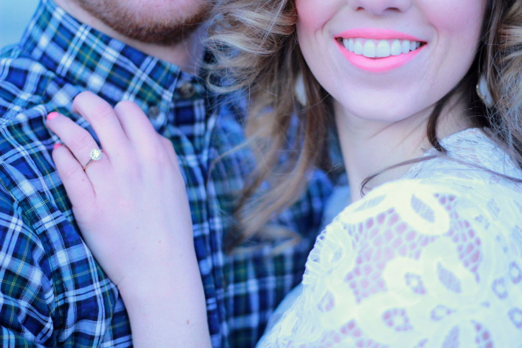 Proposed, Engagement, I Said Yes, How He Asked, Southern Bride, The Knot, Style Me Pretty