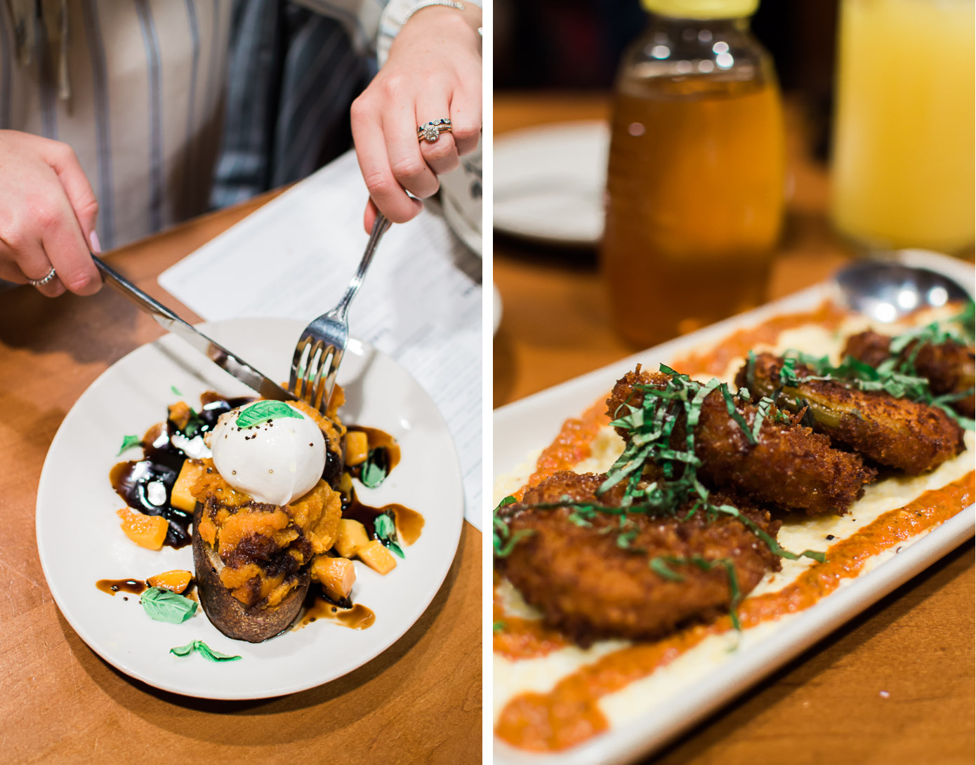 Asheville Food Guide | Asheville Travel Guide | Louella Reese Life & Style Blog
