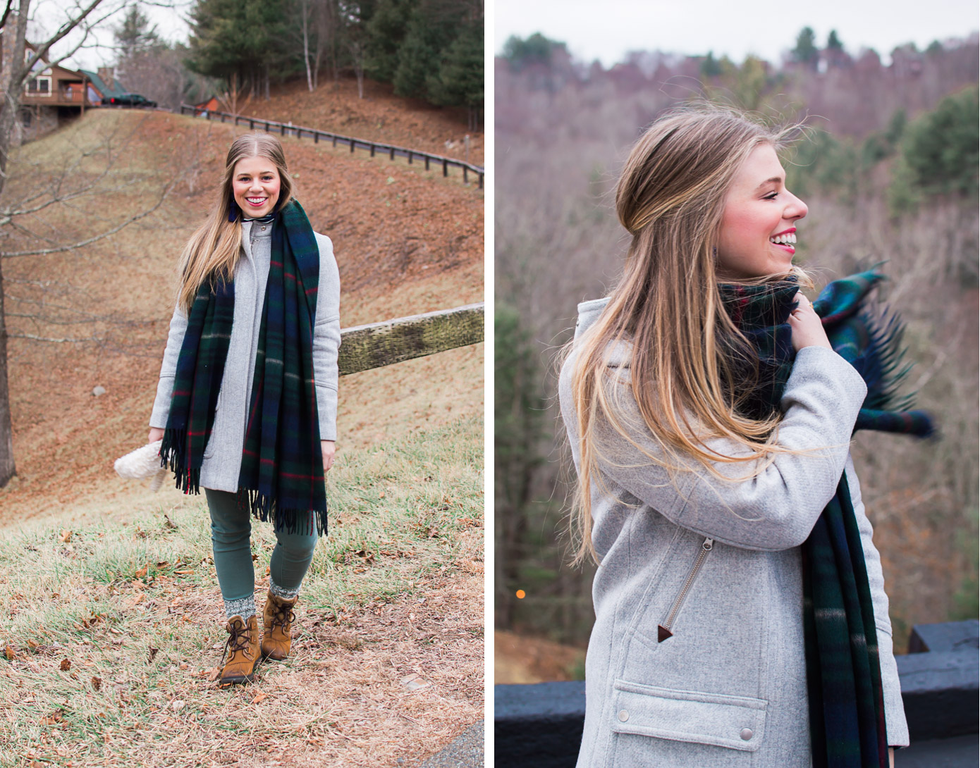 Mountain Weekend Essentials | The BEST Winter Weather Boots | Louella Reese Life & Style Blog