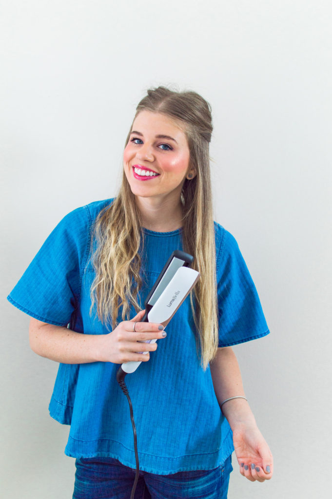 3 Hairstyles for NYFW | Sleek Straight Hair Tutorials | Louella Reese Life & Style Blog