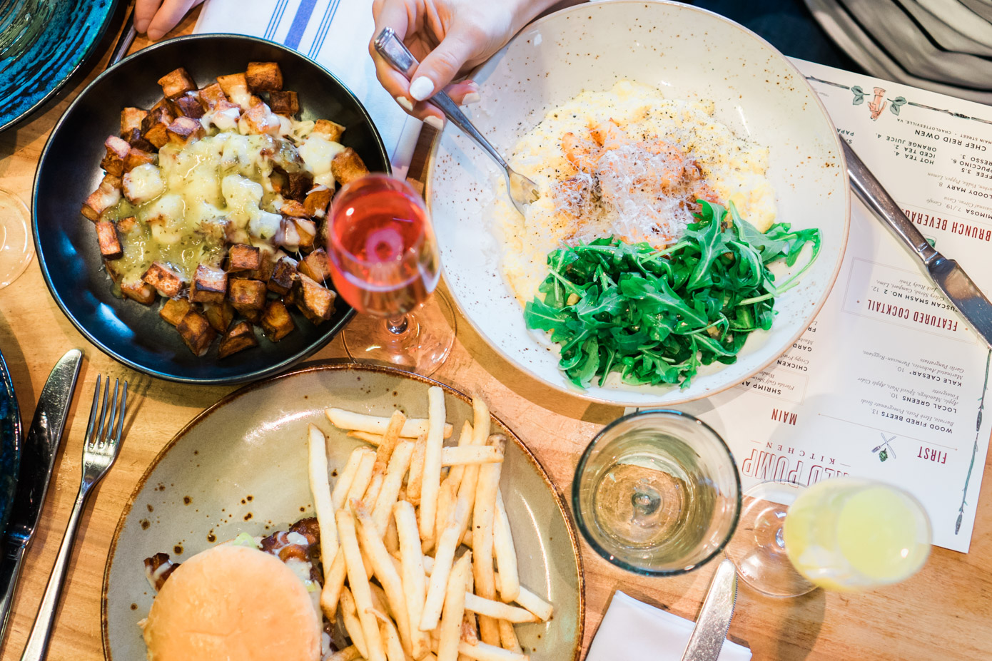Charlottesville VA Travel Guide | Where to Eat in Charlottesville VA | Louella Reese Life & Style Blog