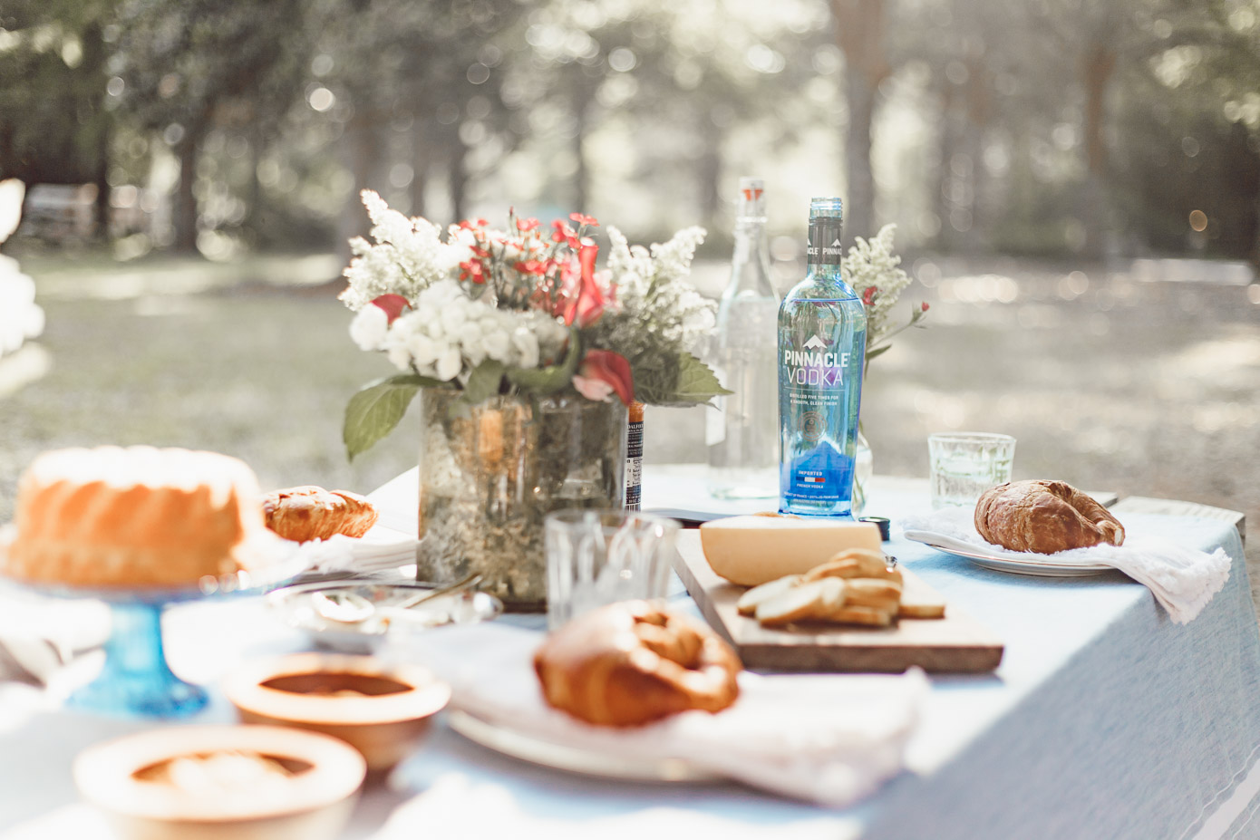French Inspired Summer Picnic by popular Charlotte style blogger Louella Reese