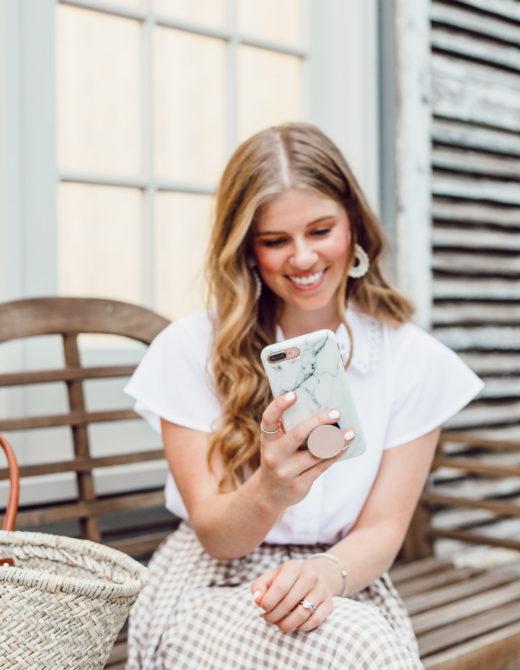 Why I Took a Social Media Detox, How to Take a Social Media Detox | Louella Reese Life & Style Blog