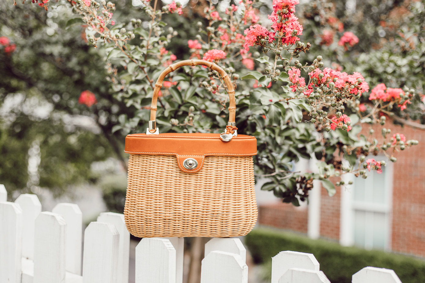 The best structured basket bags to carry this summer + where to shop structured basket bags // Louella Reese