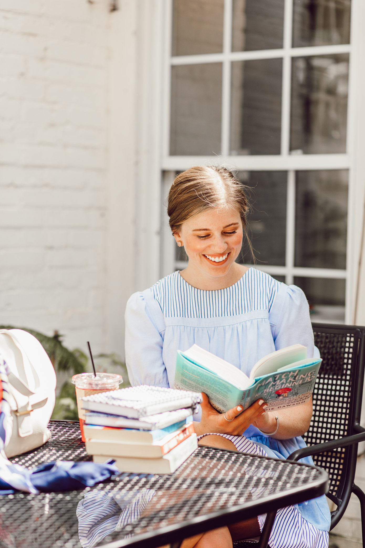 Louella Reese Summer Reading List | Light Reads and 5-Minute Morning Devotionals