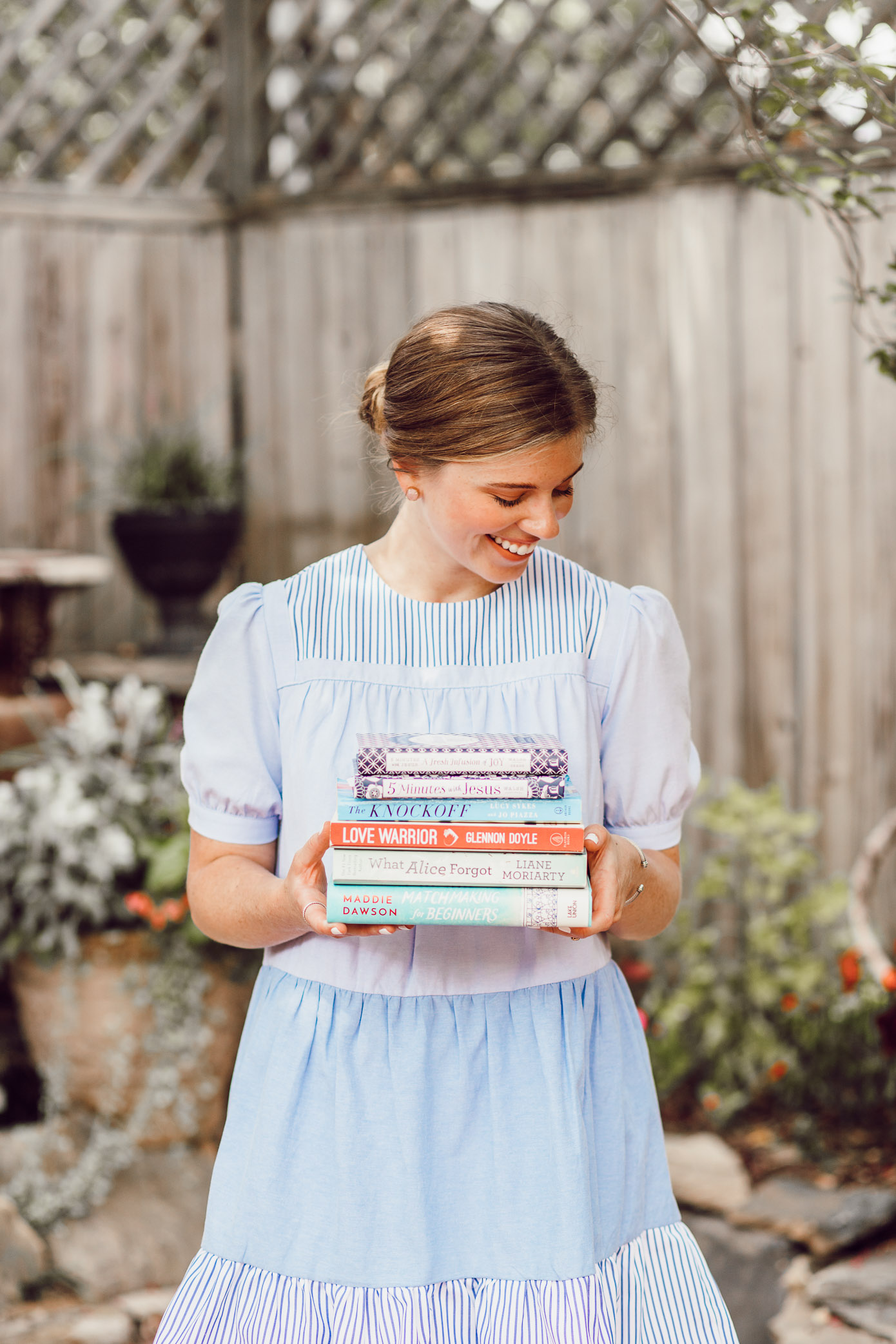 Louella Reese Summer Reading List | Light Reads and Morning Devotionals