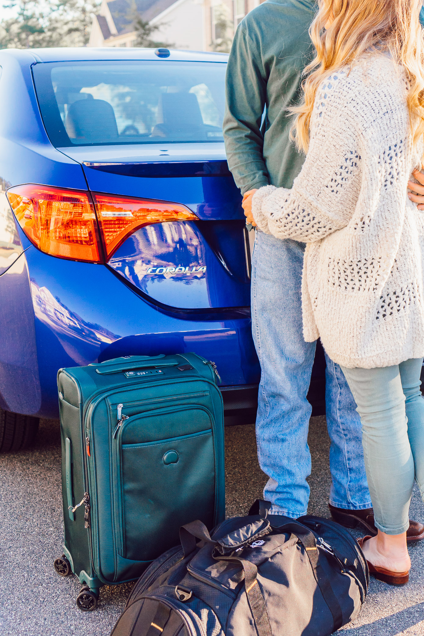 2019 Toyota Corolla   Five Ways to Reconnect on a Road Trip featured on Louella Reese Life & Style Blog