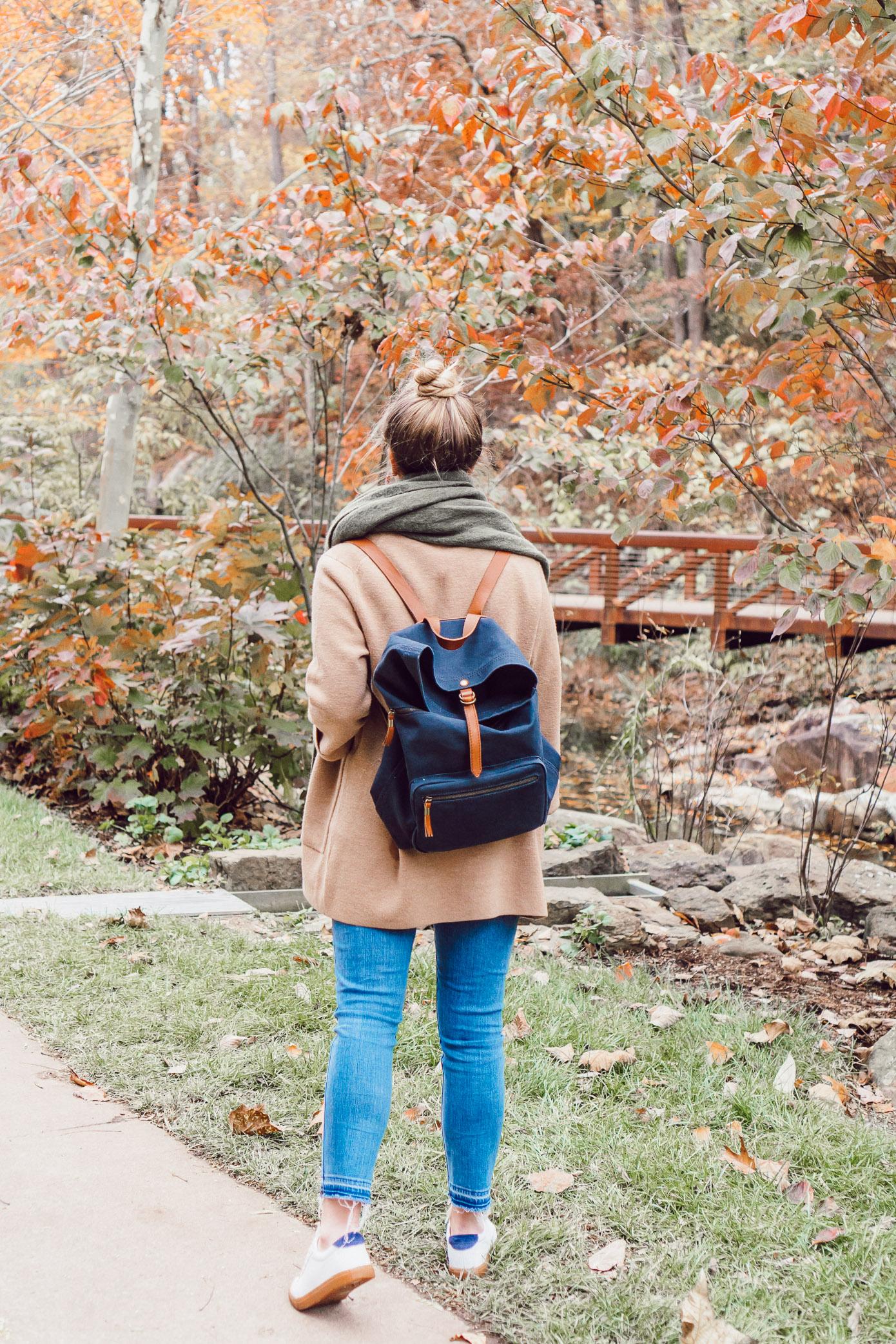 Frank Lloyd House at Crystal Bridges | Bentonville Arkansas Travel Diary featured on Louella Reese | Unexpected Long Weekend Getaway