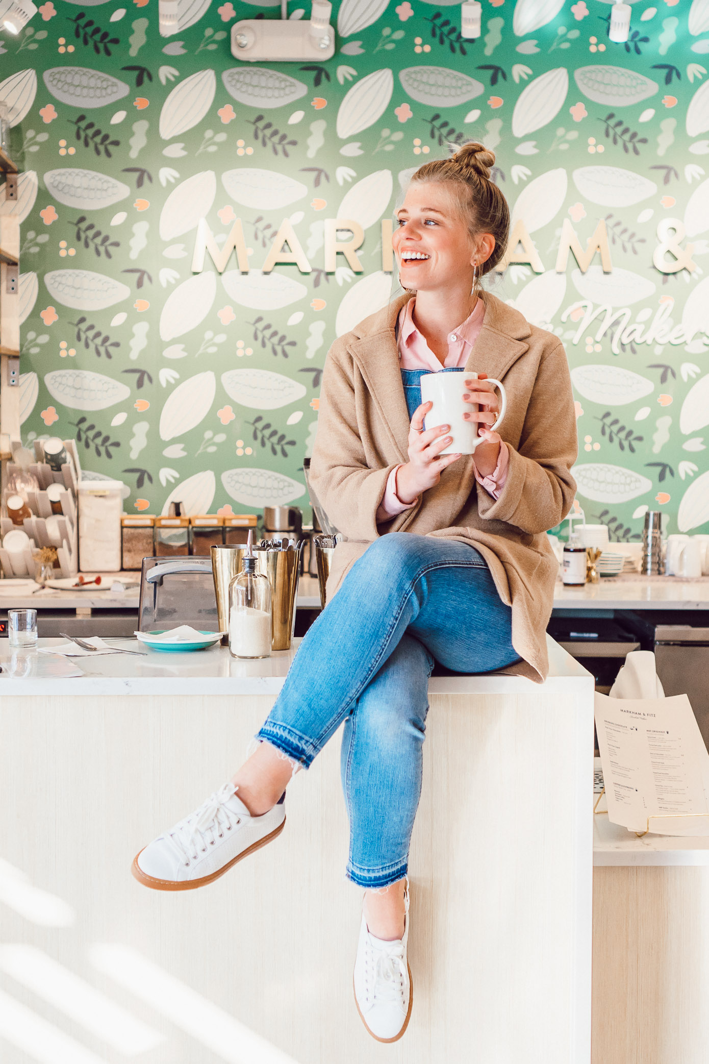 Markham & Fitz Chocolate | Bentonville Arkansas Travel Diary featured on Louella Reese | Unexpected Long Weekend Getaway