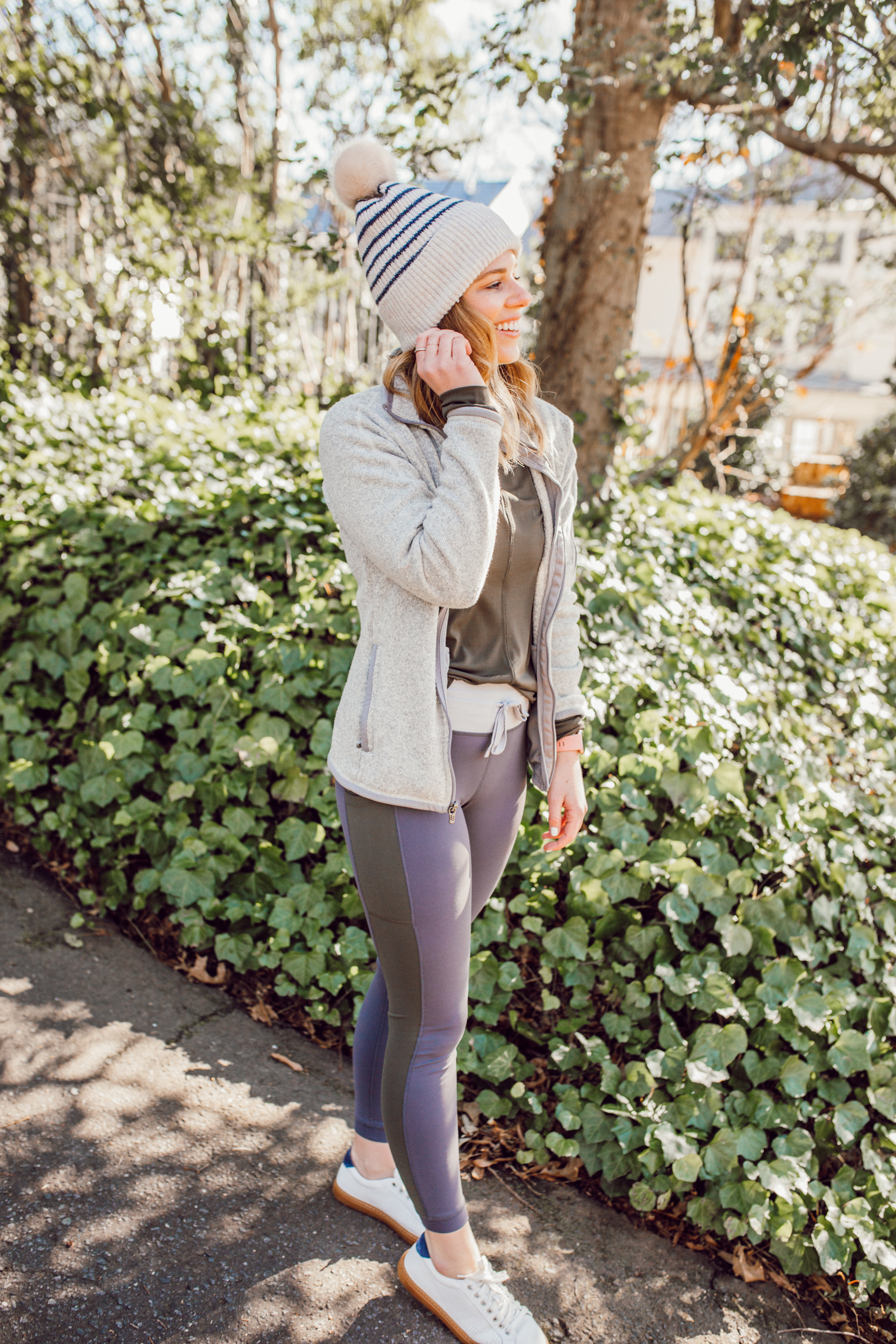 FWTFL vs BBG: How they compare and overall thoughts on the two programs | Winter Activewear | Louella Reese