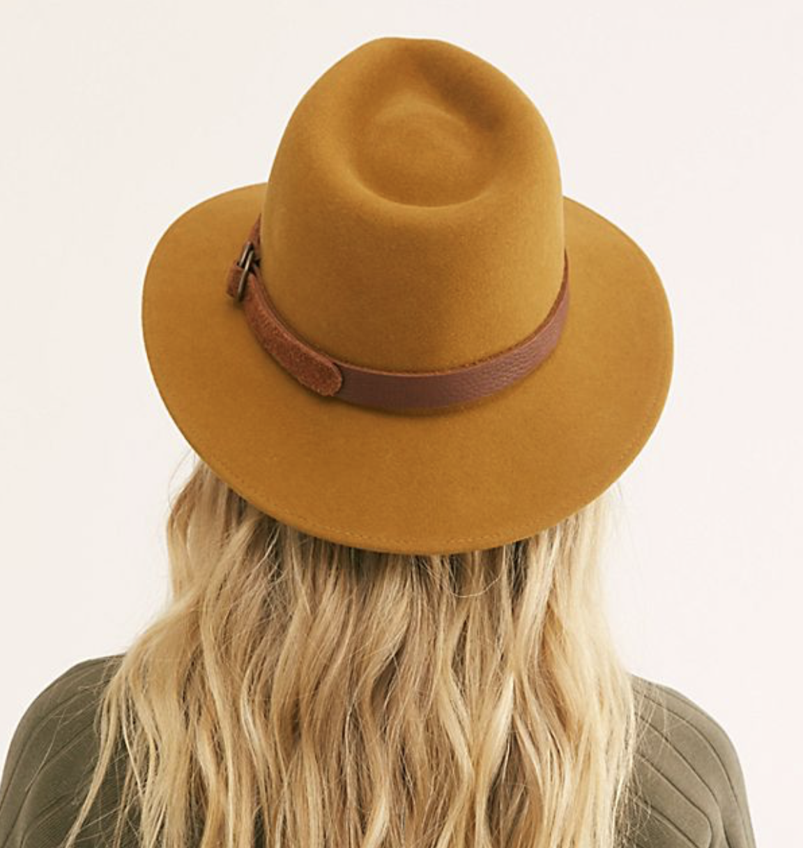 Laura Leigh of Louella Reese shares her favorite summer purchases of winter 2018 including a bronze felt hat