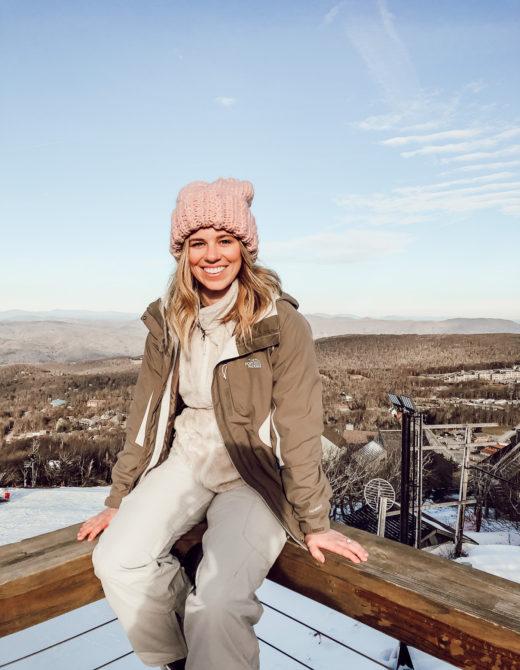 January 2019 Recap   Louella Reese   Top of Beech Mountain Resort, Beech Mountain NC