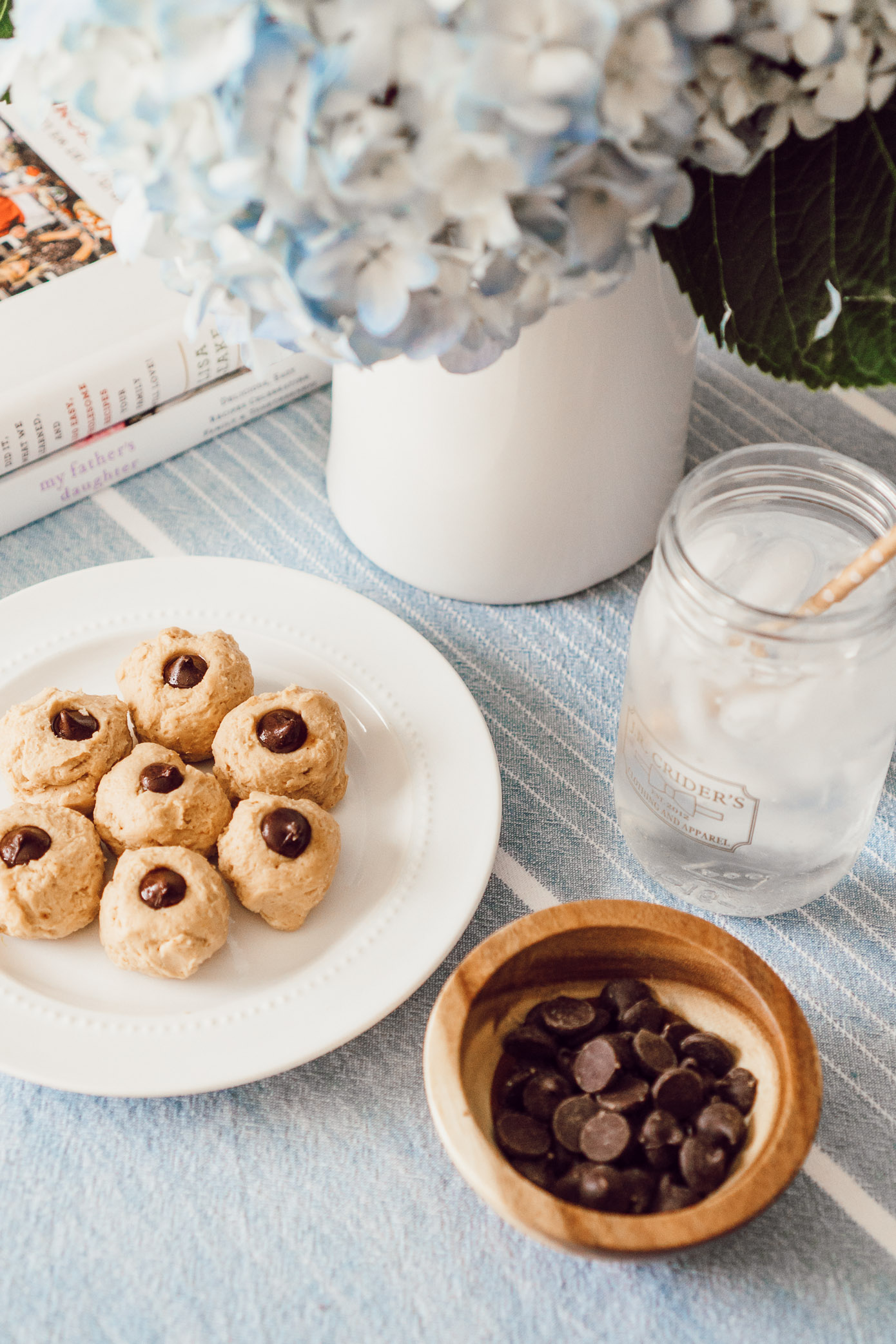 FWTFL Approved Low Carb Snacks & Regular Macro Day Snacks featured on Louella Reese Life & Style Blog | Peanut Butter Cream Cheese Fat Bombs