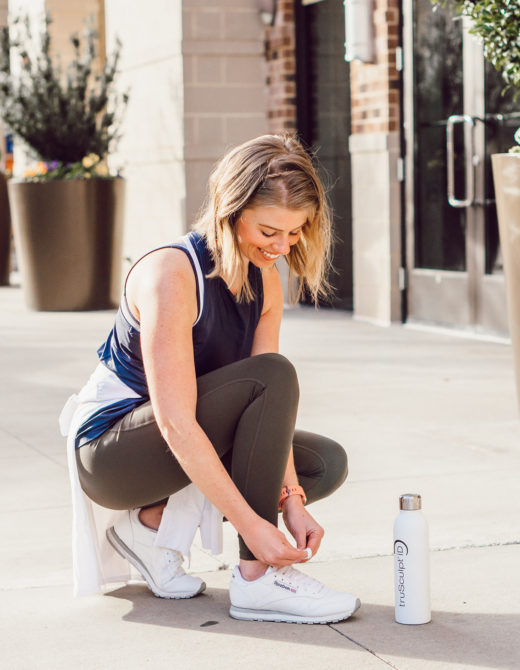 Spring Activewear under $100 | Cute Activewear featured on Louella Reese