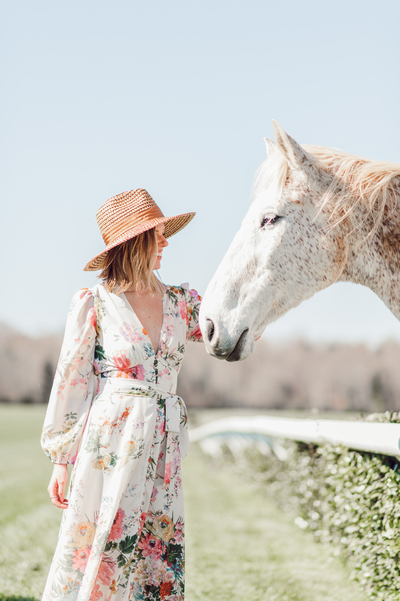 What To Wear To A Horse Race Queen S Cup Steeplechase Louella Reese