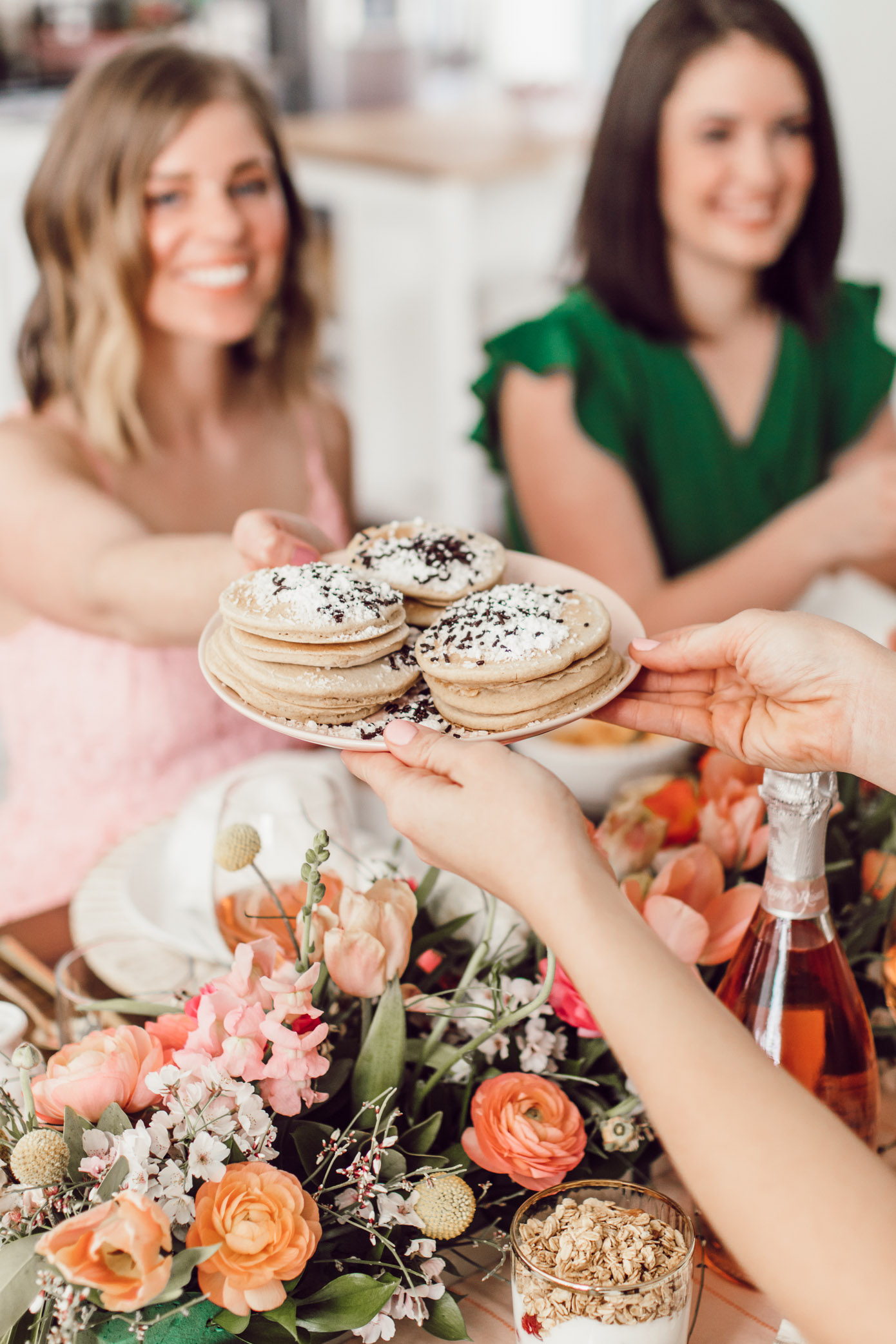 Tips for how to select a perfect spring brunch menu + what to serve at Easter brunch this year | Louella Reese