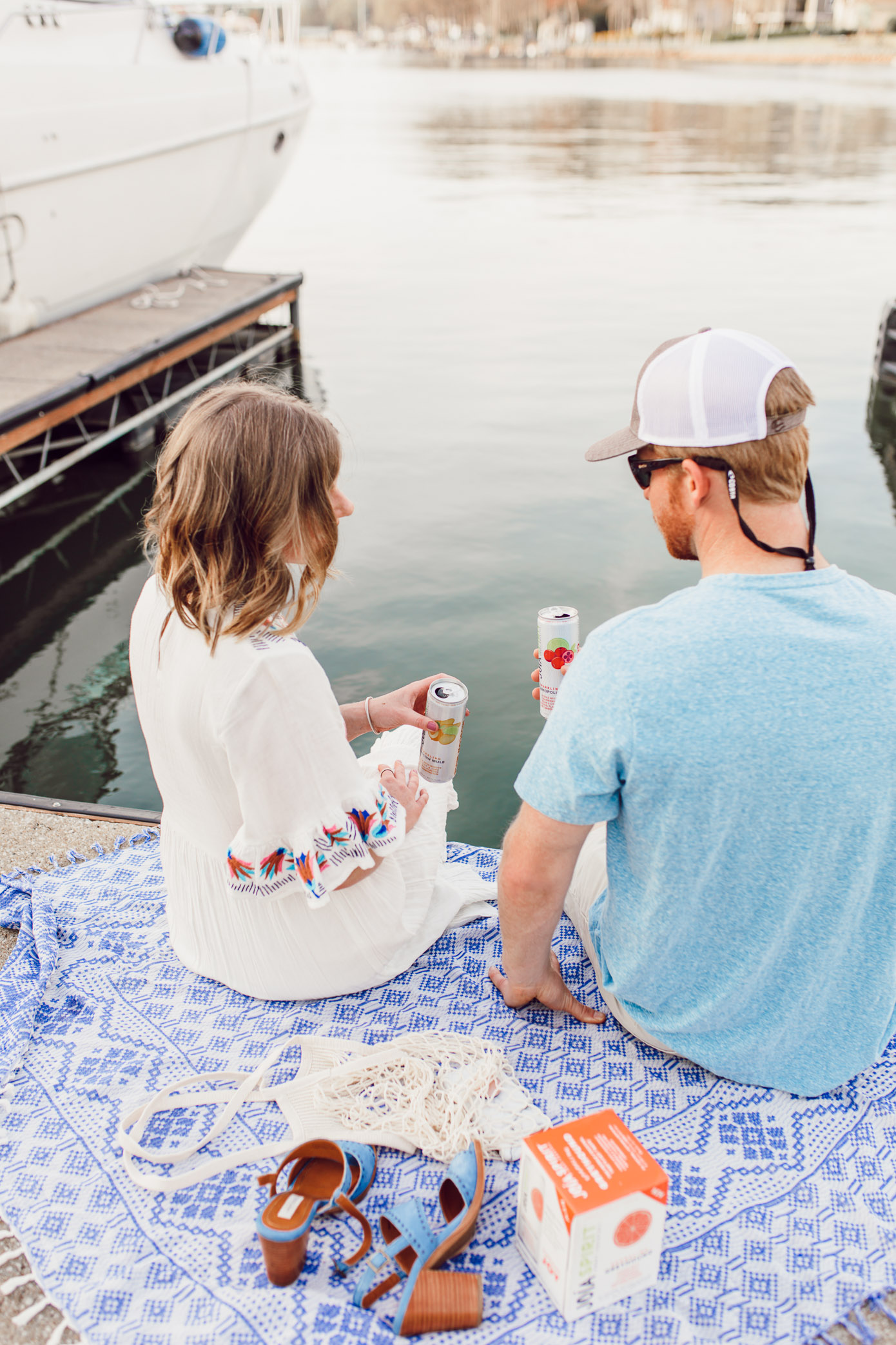 Spring Date Ideas | Louella Reese
