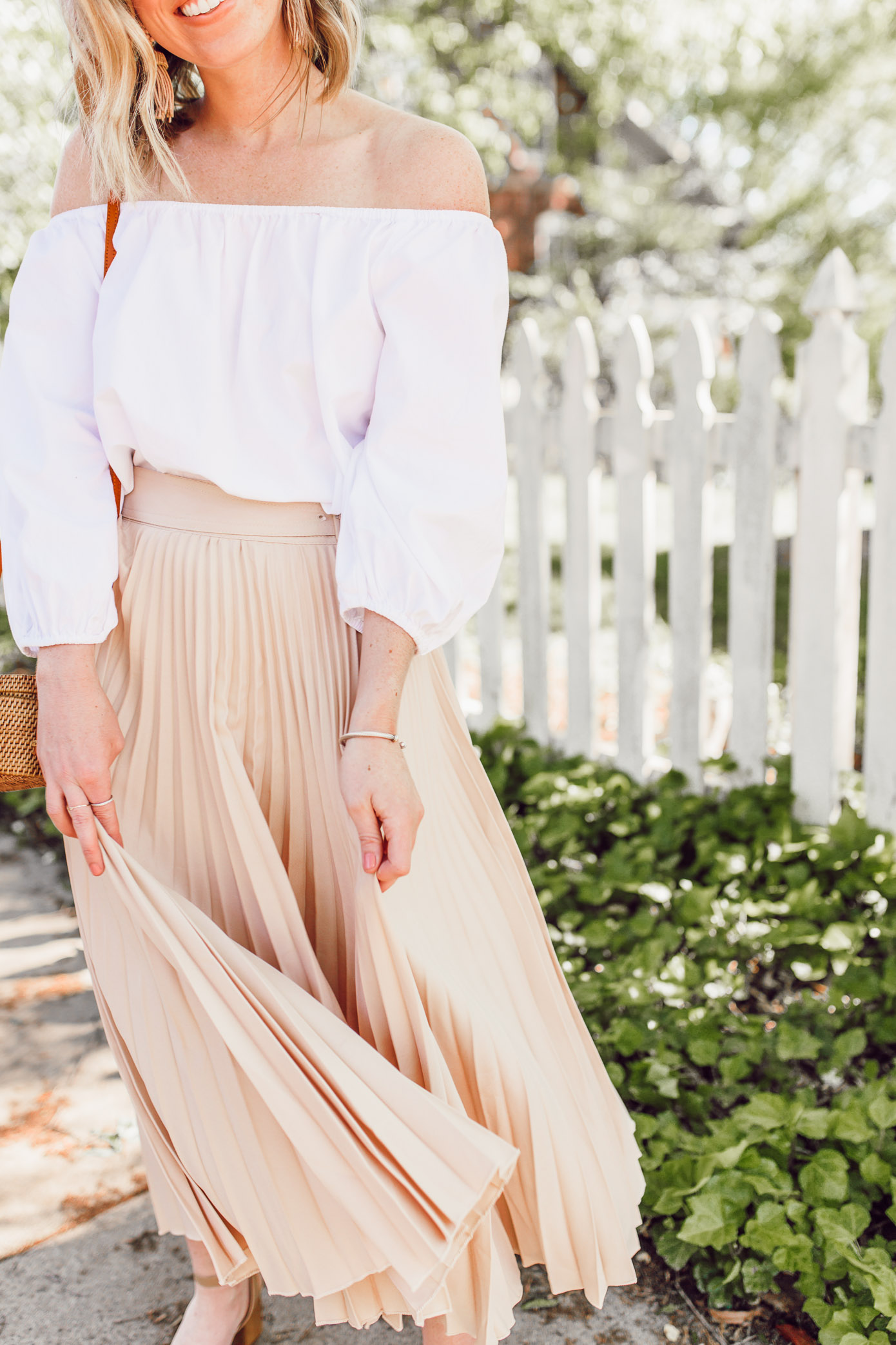 Fresh Outfit Ideas For How to Style Neutrals Together   Louella Reese