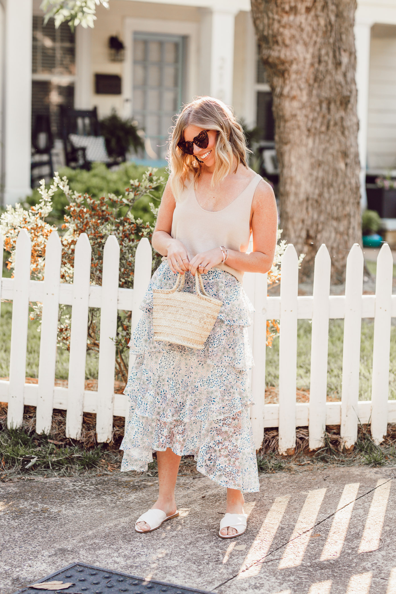 The Best Outfit Idea for a Casual Summer Date | Ft. Chicwish, Everlane, Amazon Fashion | Louella Reese
