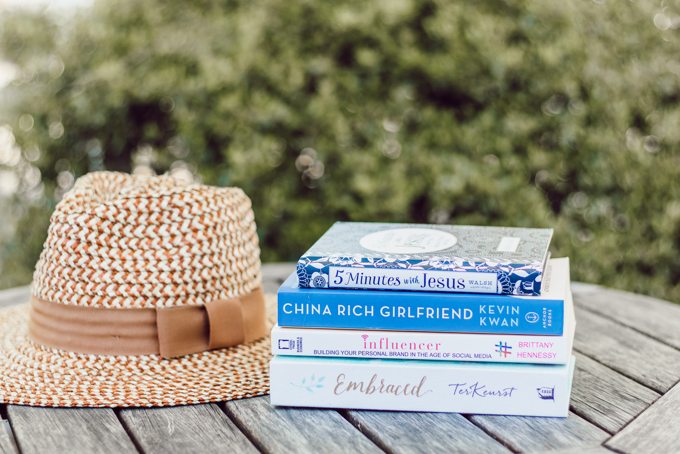 Spring Reading List | What to Read 2019 | Louella Reese
