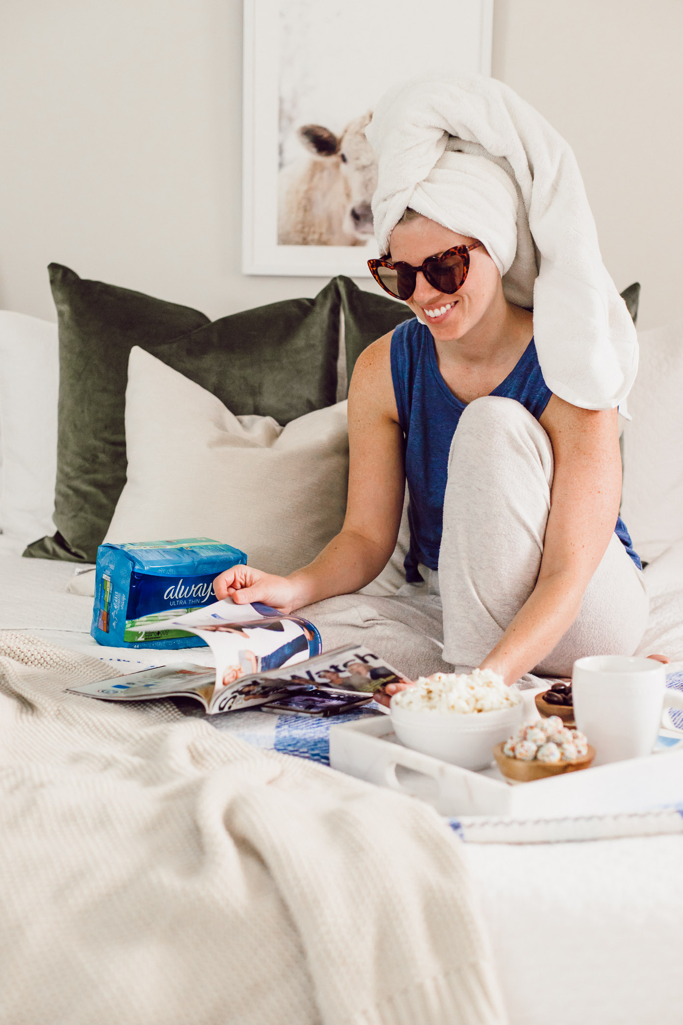 Tips for Surviving your Period | Louella Reese