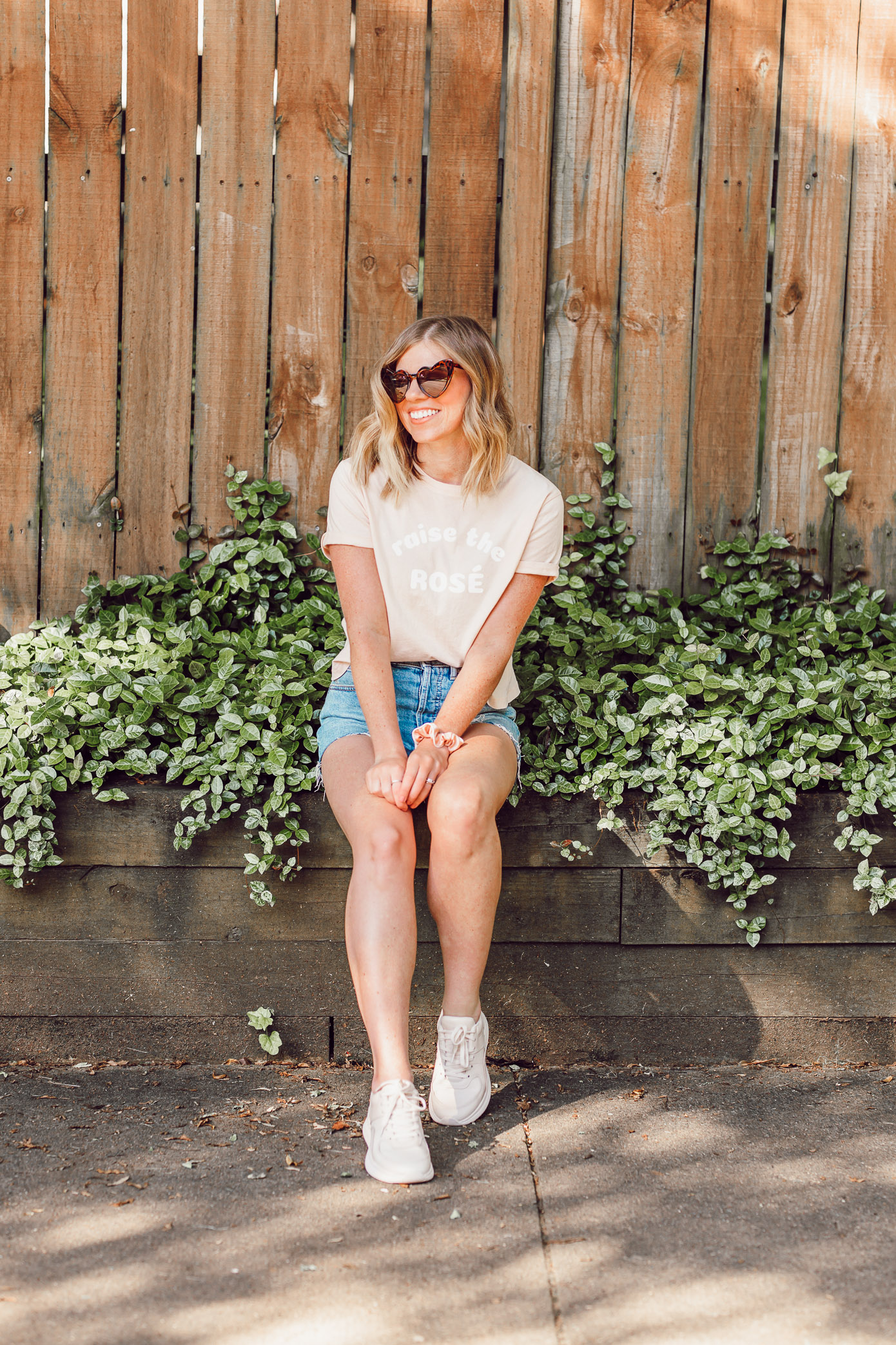 The BEST Affordable Denim Shorts | ft. Brunette the Label, Everlane, Amazon Fashion | Louella Reese