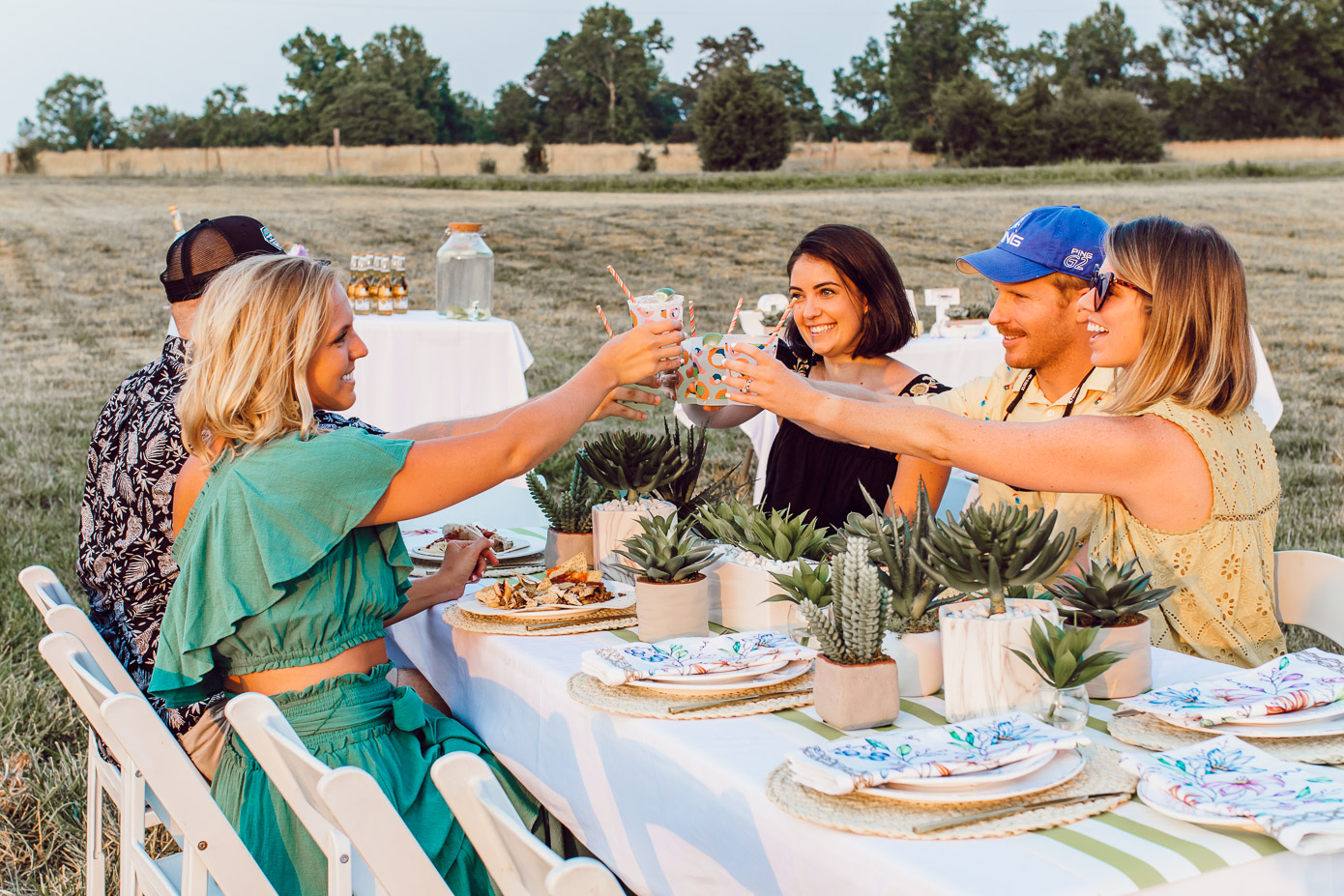 Backyard Summer Fiesta | Louella Reese