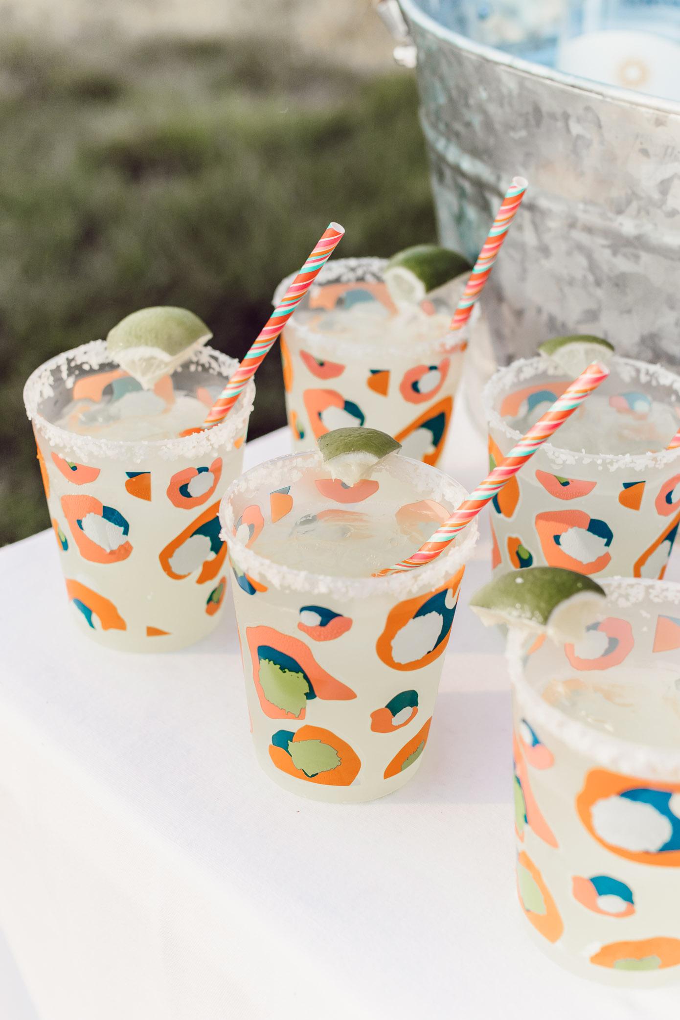 Backyard Summer Fiesta Margaritas | Louella Reese