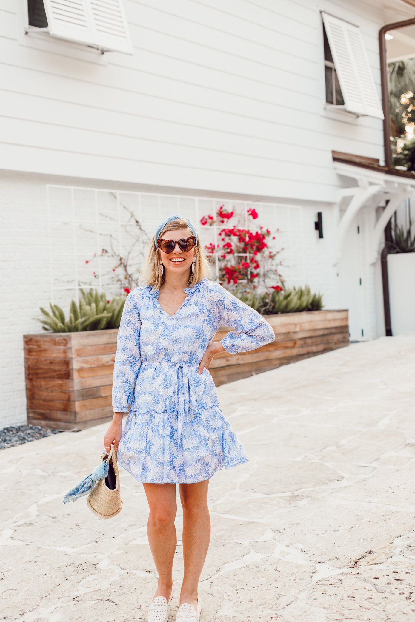 Dresses to Wear in 90-Degree Weather | Louella Reese