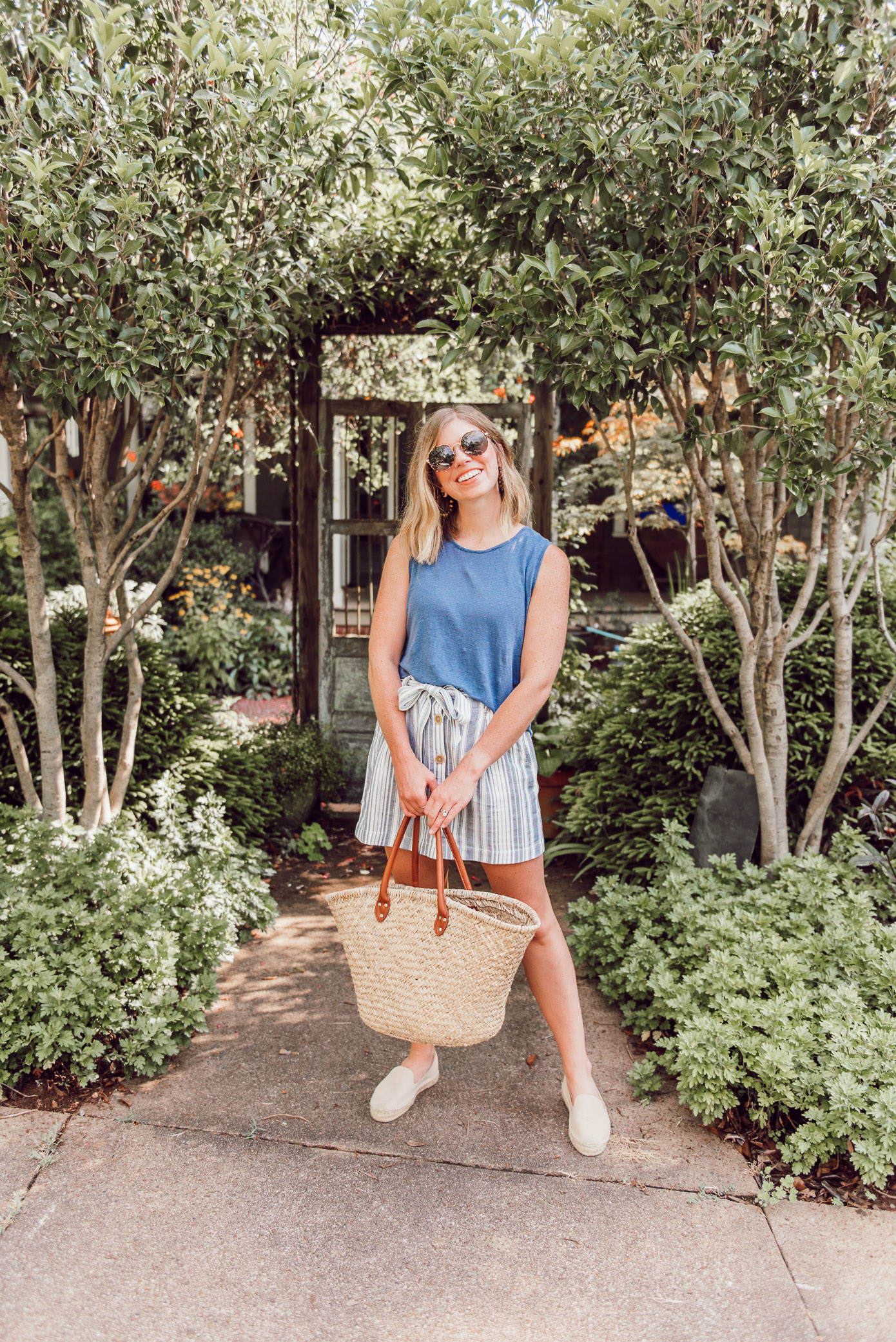 The summer linen pieces to shop now | Louella Reese