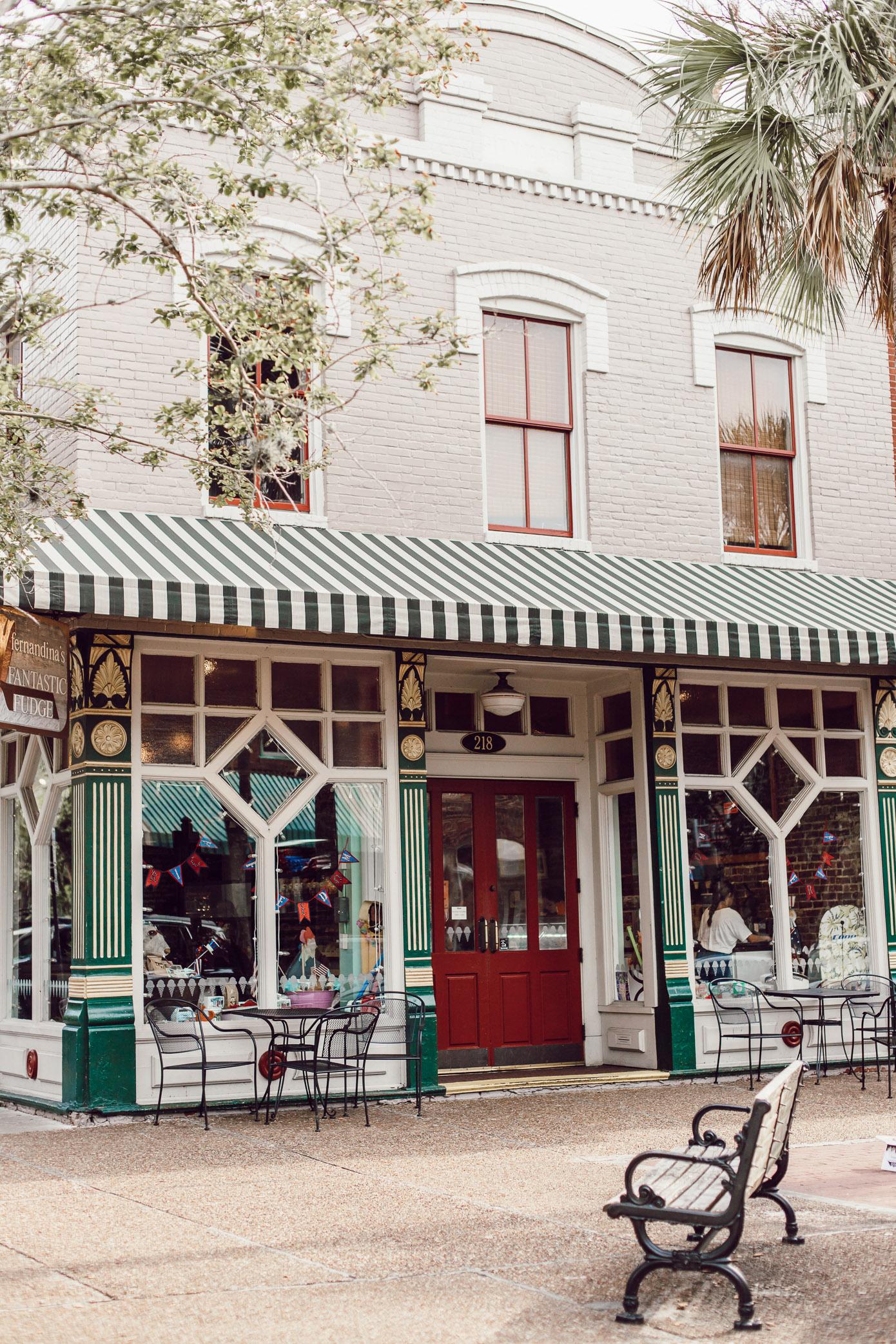 Explore Downtown Fernandina Beach   Louella Reese