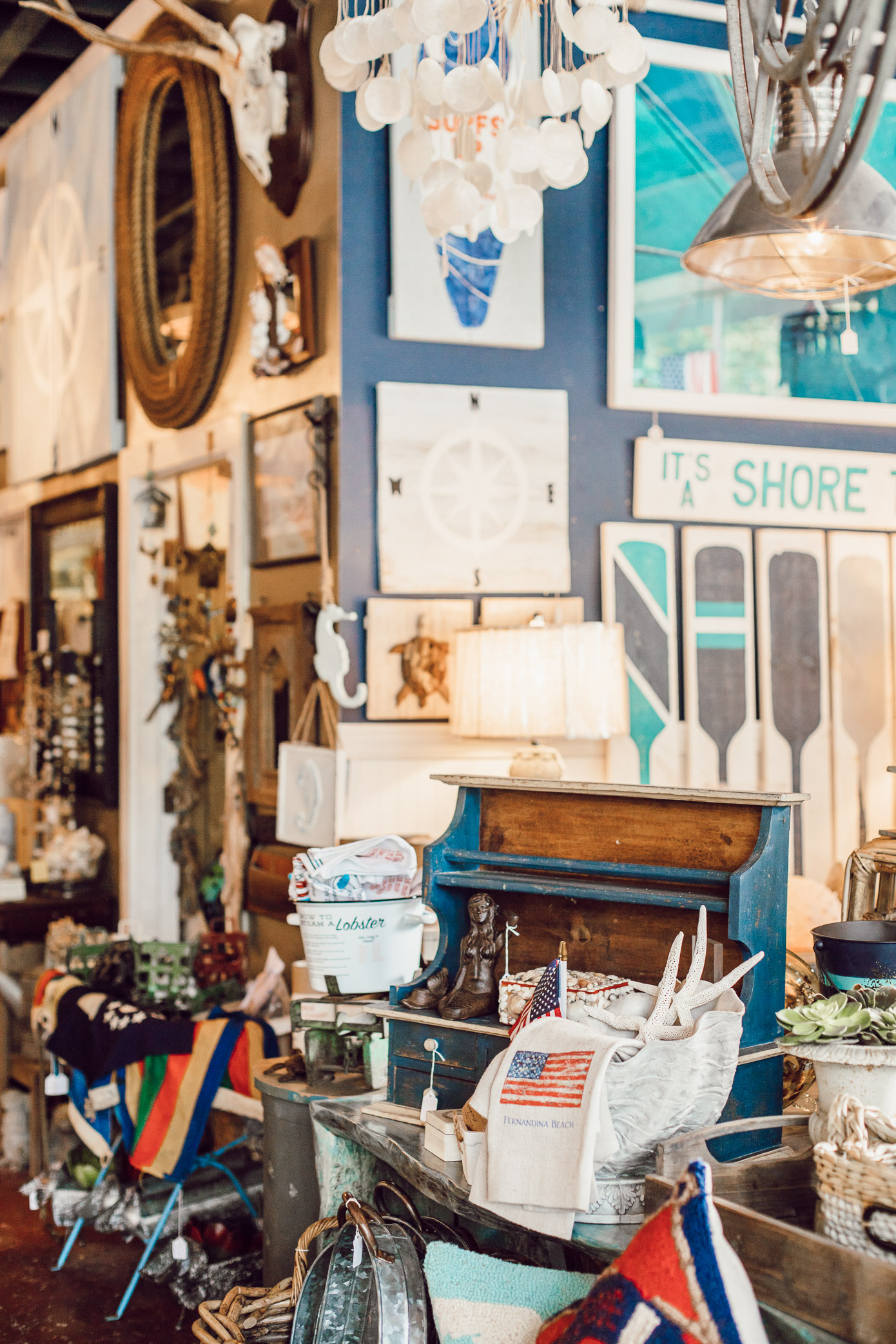 Where to Shop in Amelia Island | Florida Antique Shops | Louella Reese