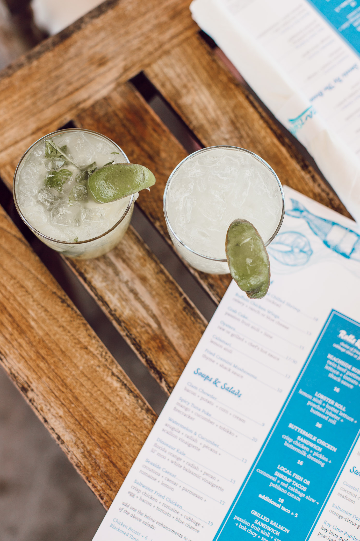 Where to grab a drink in Amelia Island   Louella Reese