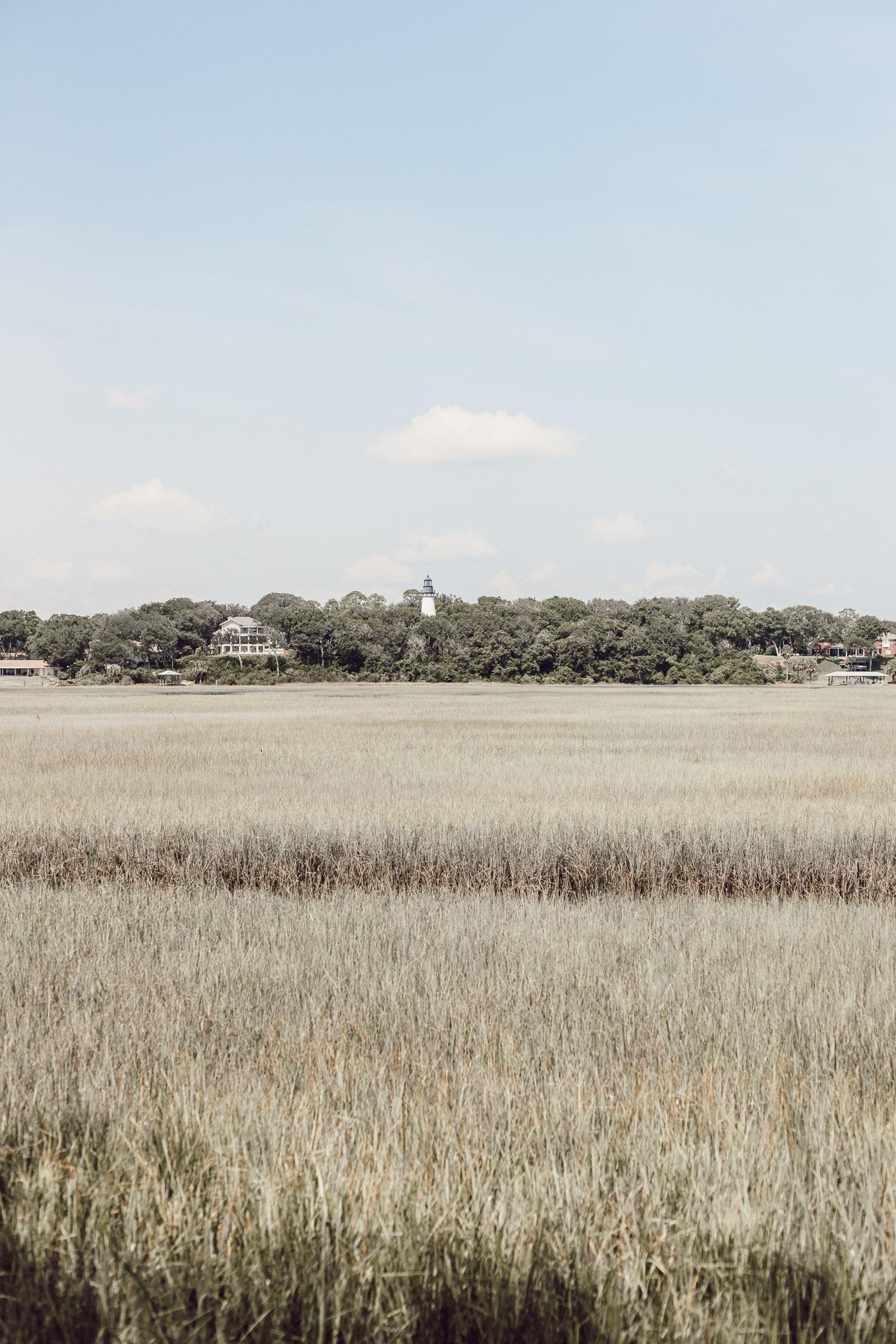 Amelia Island Lighthouse | Louella Reese