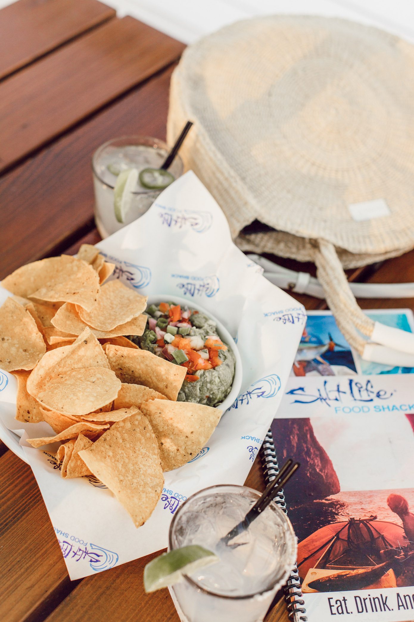Where to eat in Amelia Island | Salt Life | Louella Reese