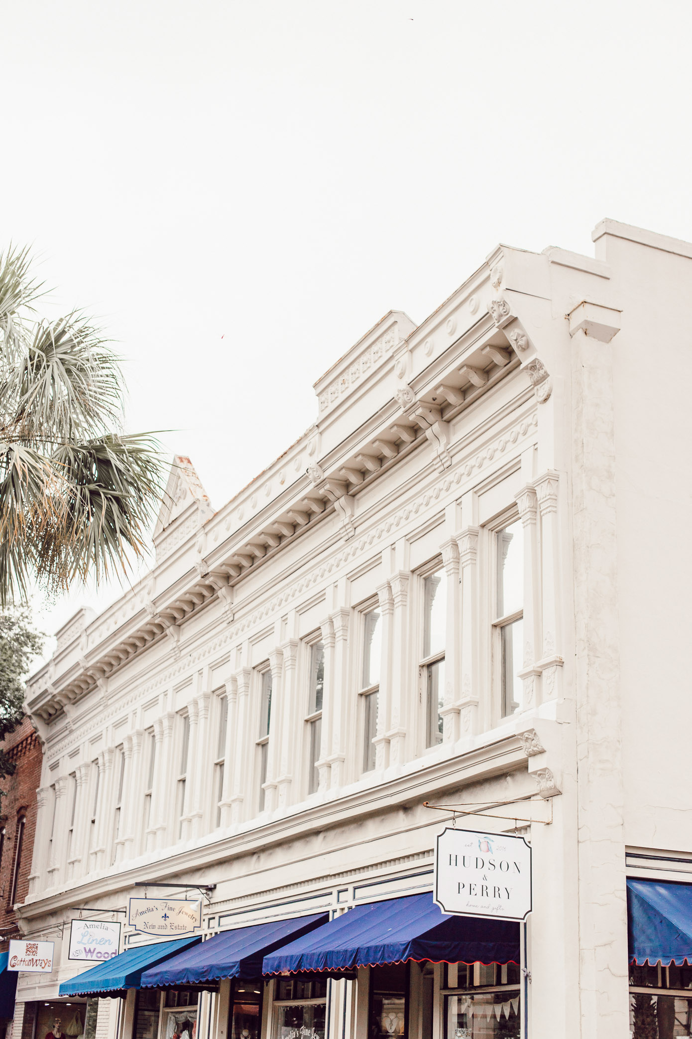 Where to Shop in Amelia Island | Hudson & Perry | Louella Reese