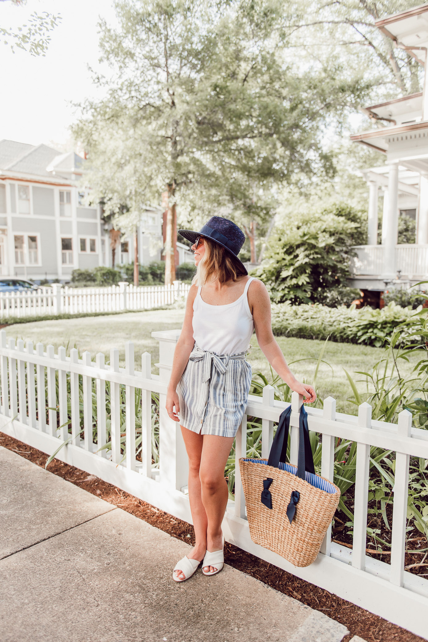 Savoring Summer | The Tank Every Woman Needs - Louella Reese