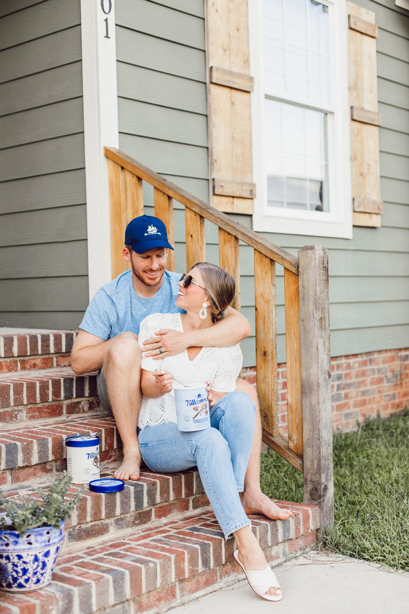 Tillamook Ice Cream in Charlotte | Louella Reese