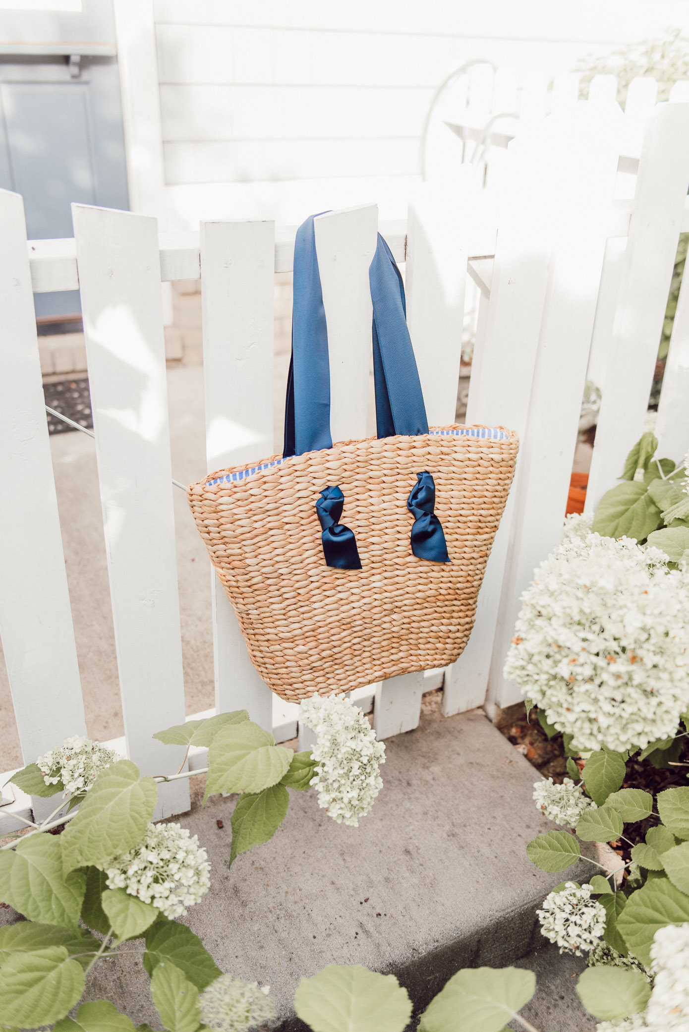 Large Straw Shopper Tote Joules - Summer Straw Bags | Louella Reese