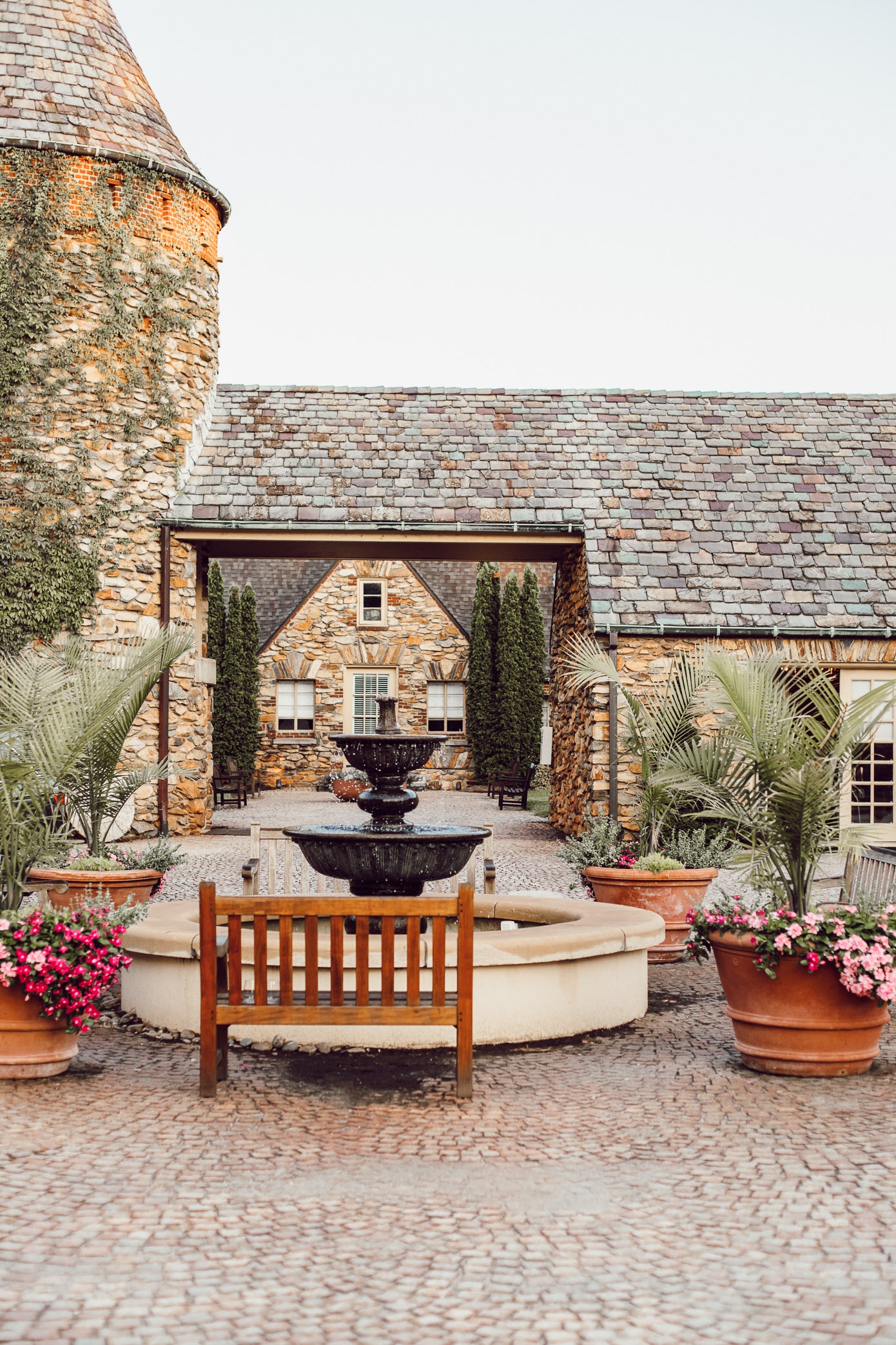 Where to Stay in Winston-Salem NC | Historic Graylyn Estate | Louella Reese
