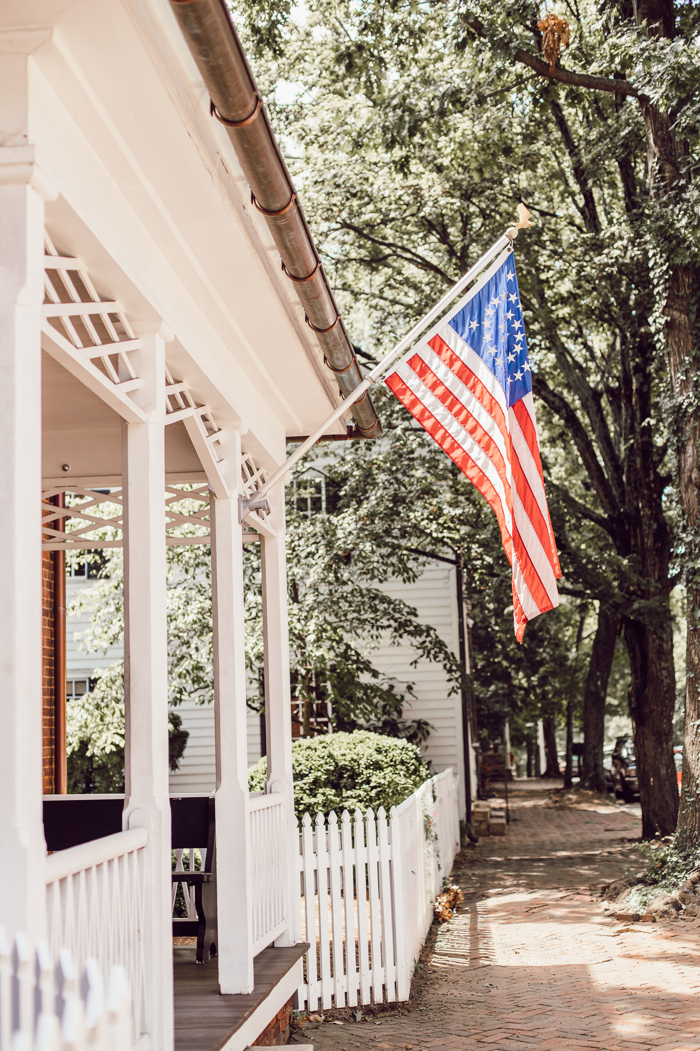 What to do in Winston-Salem NC | Old Salem | Louella Reese