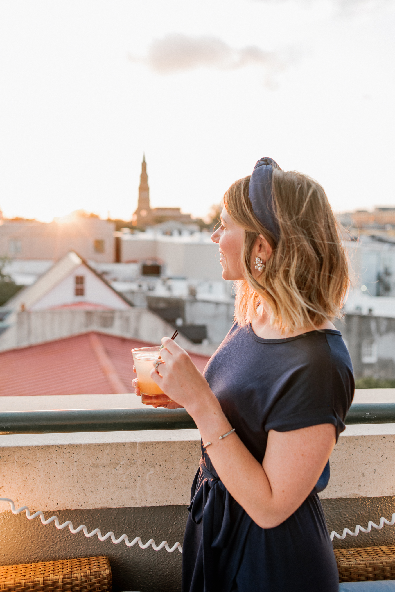 Rooftop Bars in Charleston South Carolina | Louella Reese